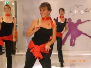 doris tanzt