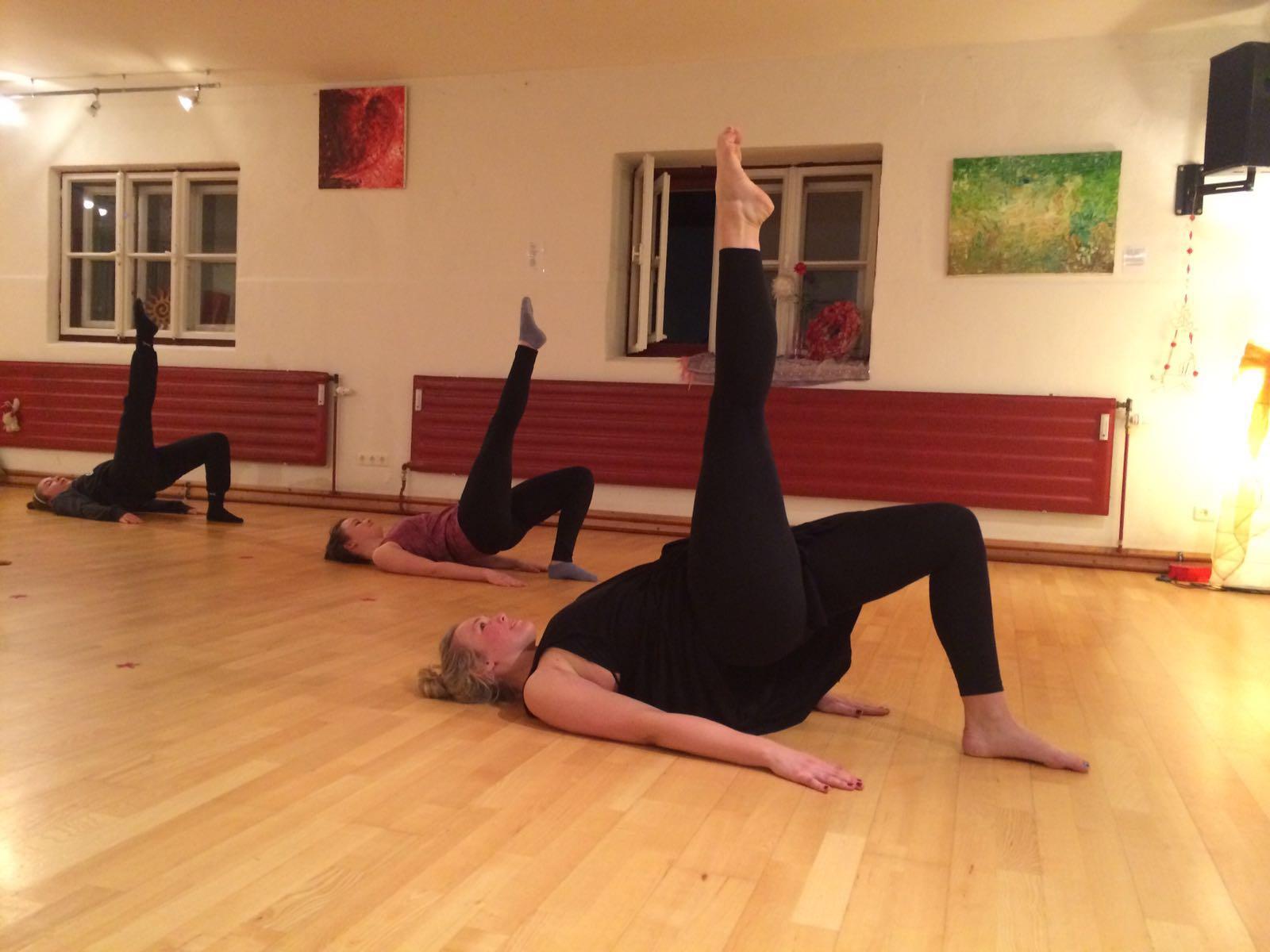 Ballet Fitness 1